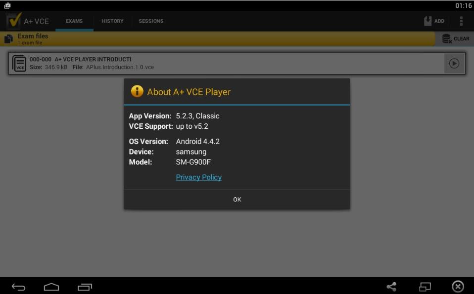 A+ VCE 5.2.3