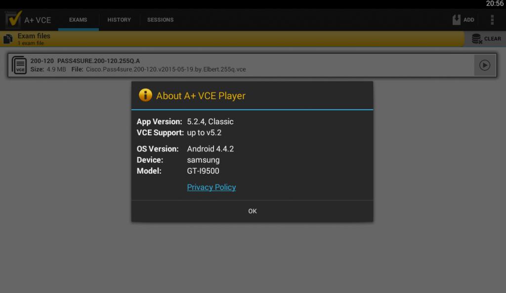 A+ vce 5.2.4