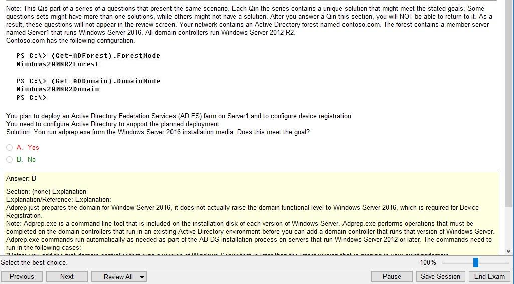 testout mcsa windows server 2012 torrent